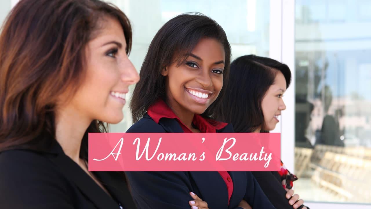 Sue Z Mcgray  A Woman's Beauty As a Christian woman